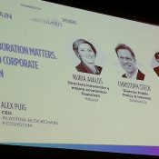 conferencias de blockchain en DES18