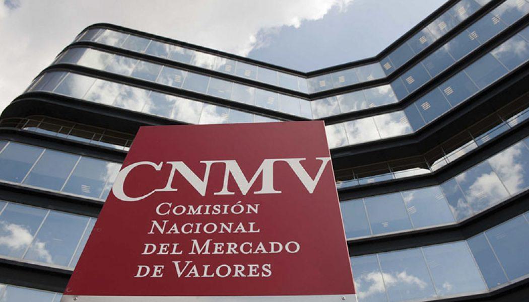 Criptomonedas y sede CNMV
