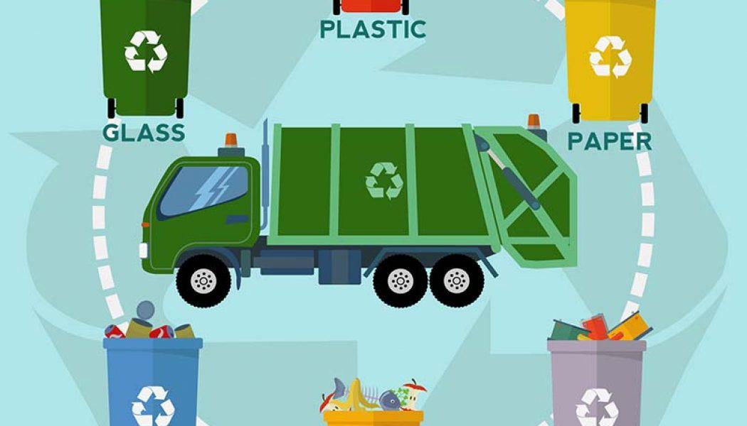 reciclado con blockchain