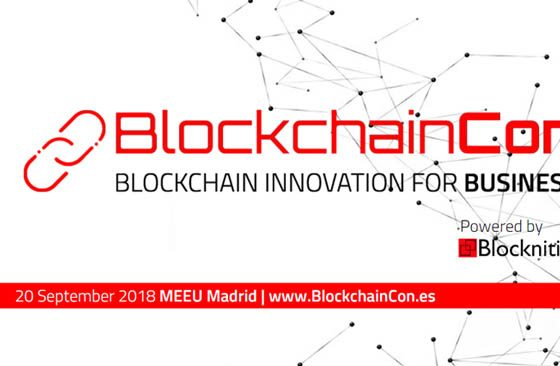Congreso BlockchainCon
