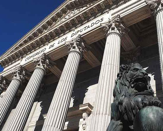 El Congreso debatirá la administración blockchain