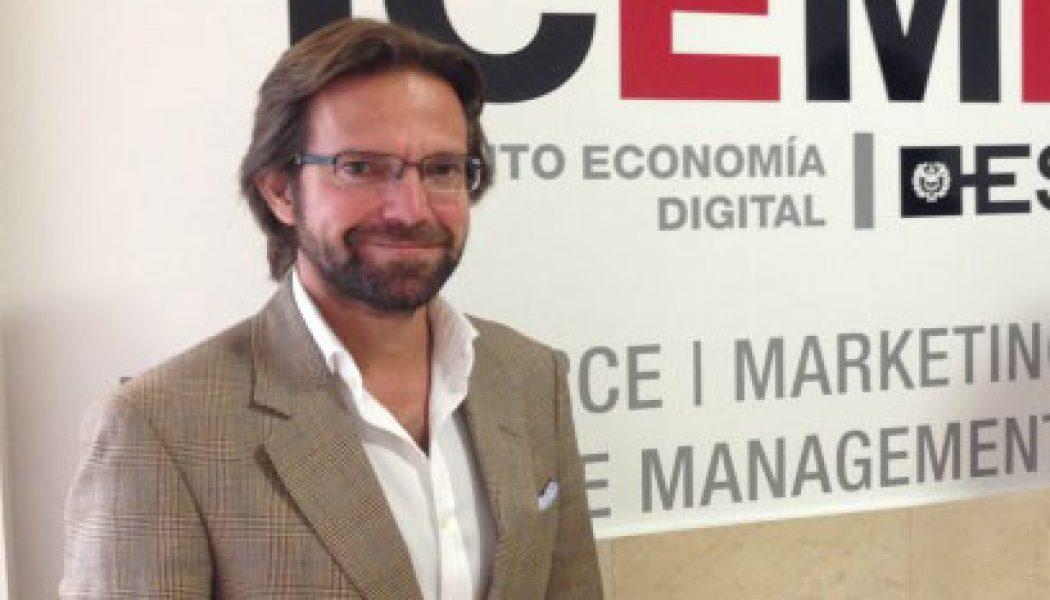 Enrique Benayas, director general de ICEMD