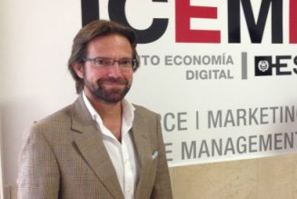 Enrique Benayas, director general de ICEMD