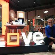 Juan Antonio Torrero orange identidad digital