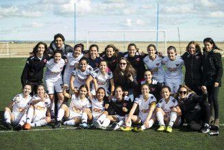 Blockchain de futbol femenino blockchain en el Real Madrid