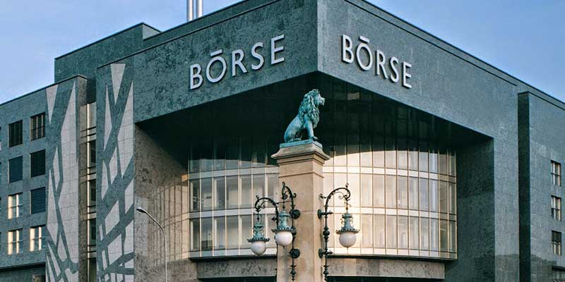 Blockchain en la inversión bolsa suiza