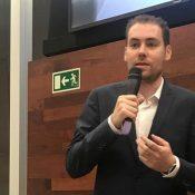 Experto en Blockchain, Alberto G. Toribio