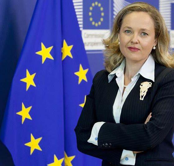 Nadia María Calviño Santamaría sandbox regulatorio