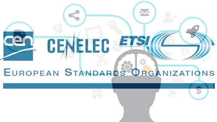 CEN CENELEC estándar europeo de Blockchain
