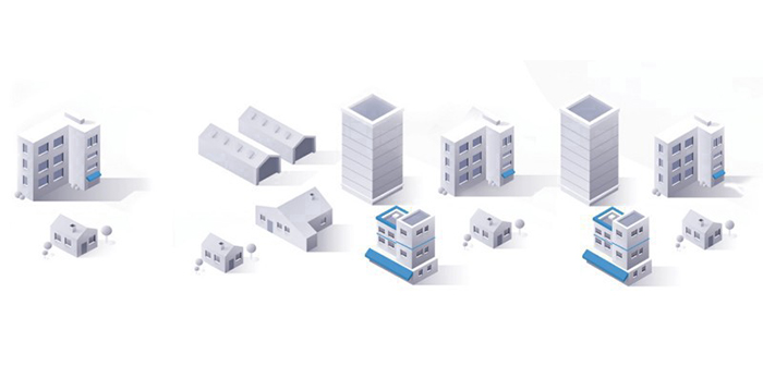 Blockchain para alquilar locales comerciales