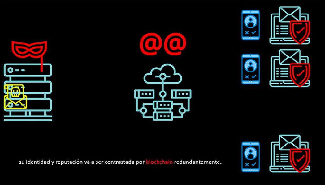 Impactware blockchain email