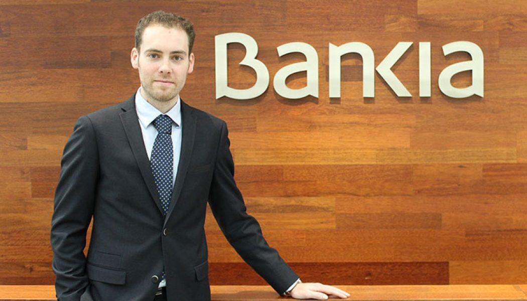 """""""No conozco otro banco que apueste por las redes públicas blockchain como Bankia, por eso estoy aquí"""""""