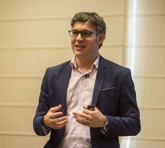 Luis Pastor, Socio Director de Tecnología e Innovación de Grant Thornton España