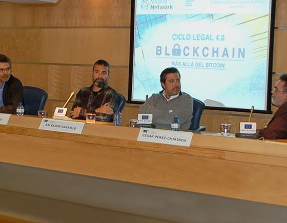 MADRIDNETWORK BLOCKCHAIN regulación blockchain europea