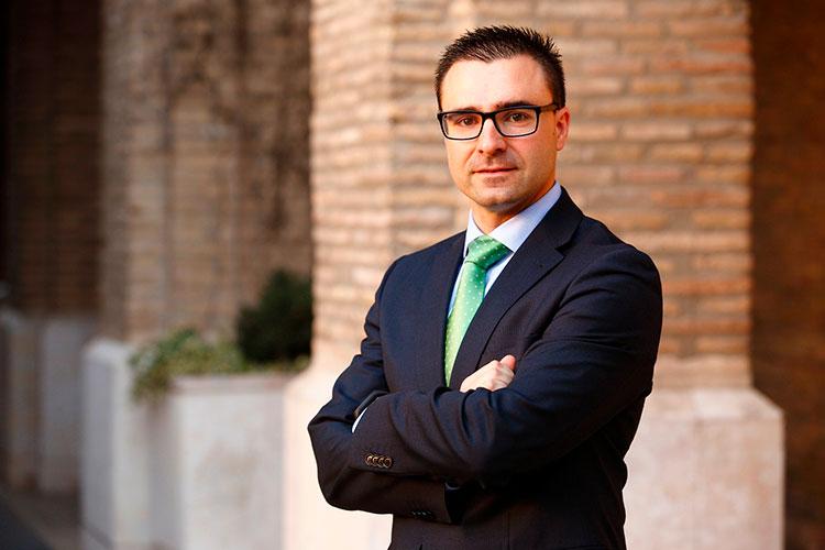 Miguel Angel Bernal Blay blockchain del gobierno de Aragón
