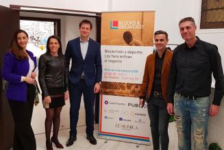 Blockchain revolucionará el deporte