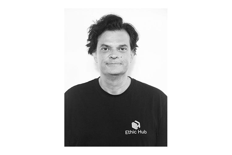 Iñigo Molero EthicHub blockchain