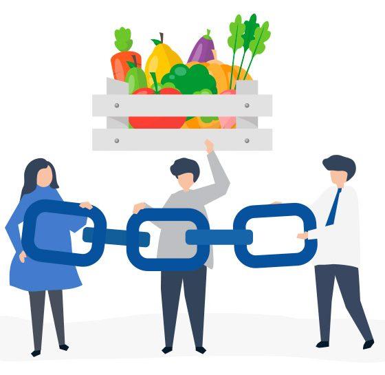 blockchain contra el desperdicio de alimentos