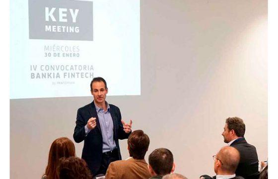 key meeting bankia fintech