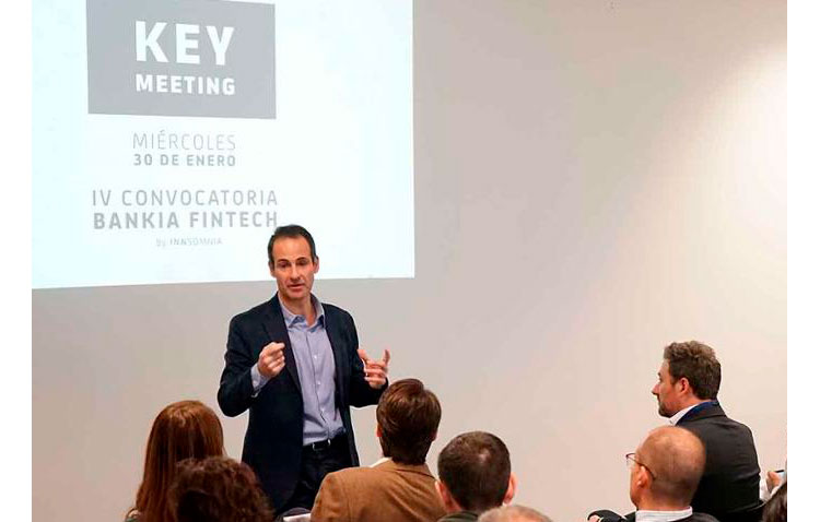 key meeting bankia fintech