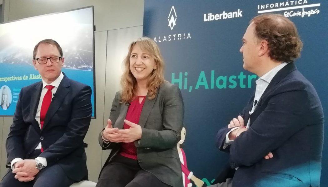 alastria Informática El Corte Inglés y Liberbank