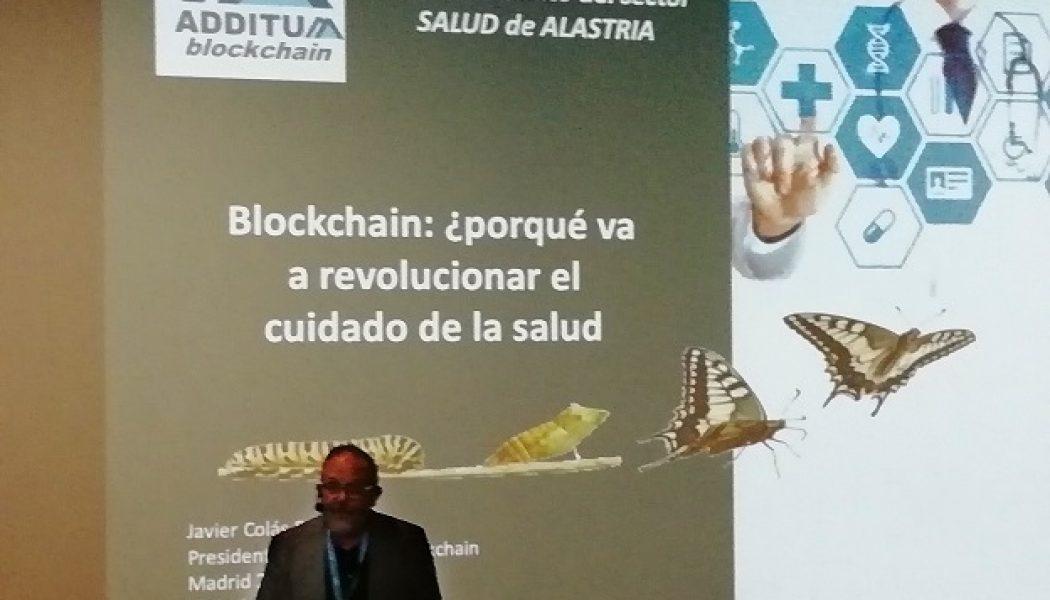 blockchain en el sector salud