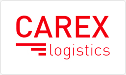 carex logistics logo