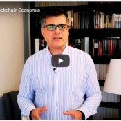 El consultor Hernán Rodriguez habla de la I Jornada Blockchain Economía