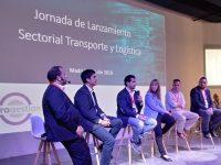 transporte y logística unidos por blockchain