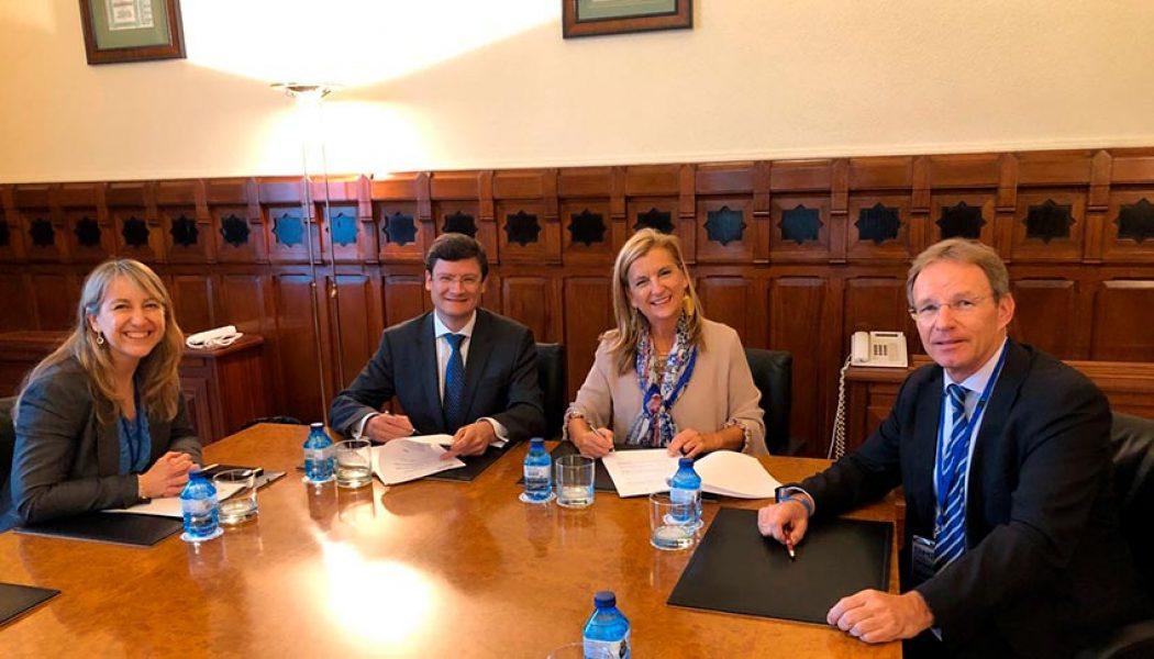 Convenio Mesías Marca España - Inteligencia y Alastria