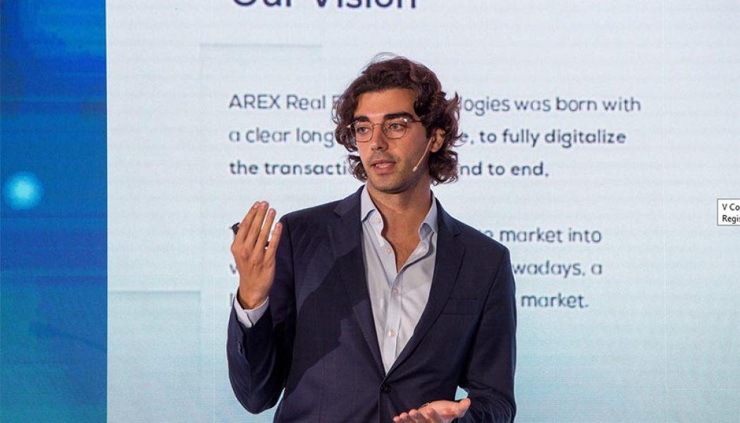 arex blockchain