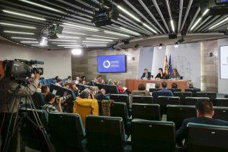 Gobierno cierra legislatura sin el Sandbox
