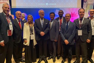 Congreso Mundial de Blockchain Convergence