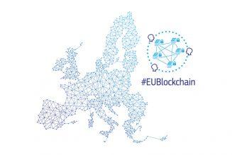 España blockchain europea