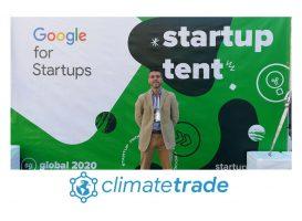 ClimateTrade blockchain