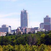 Madrid con blockchain