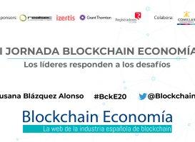 600 profesionales escucharon a 18 líderes en la II Jornada Blockchain Economía