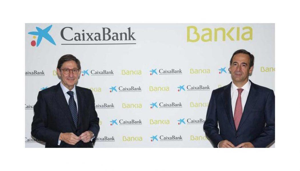 blockchain bankia caixabank