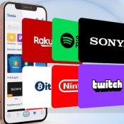 El neobanco Bitsa vende contenidos de Spotify, Nintendo y Sony en criptomonedas