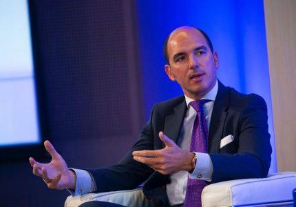El Santander refuerza posición en Alastria
