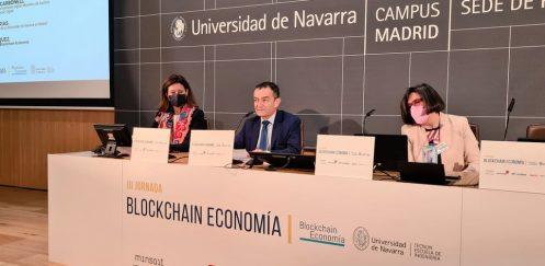 El Ministerio de Asuntos Económicos abre la III Jornada Blockchain Economía