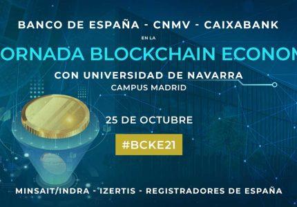 Los criptoactivos en la III Jornada Blockchain Economía