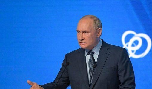 Putin reconoce el valor de bitcoin